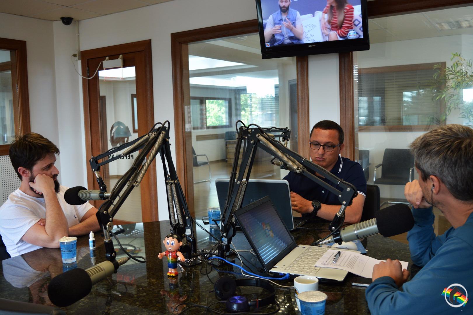 Peperi Rádio Repórter fala sobre o Maio Amarelo