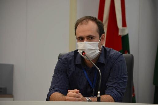 """""""Hospital Regional nasceu pequeno e precisa de ampliação"""", afirma diretor do HRTGB"""