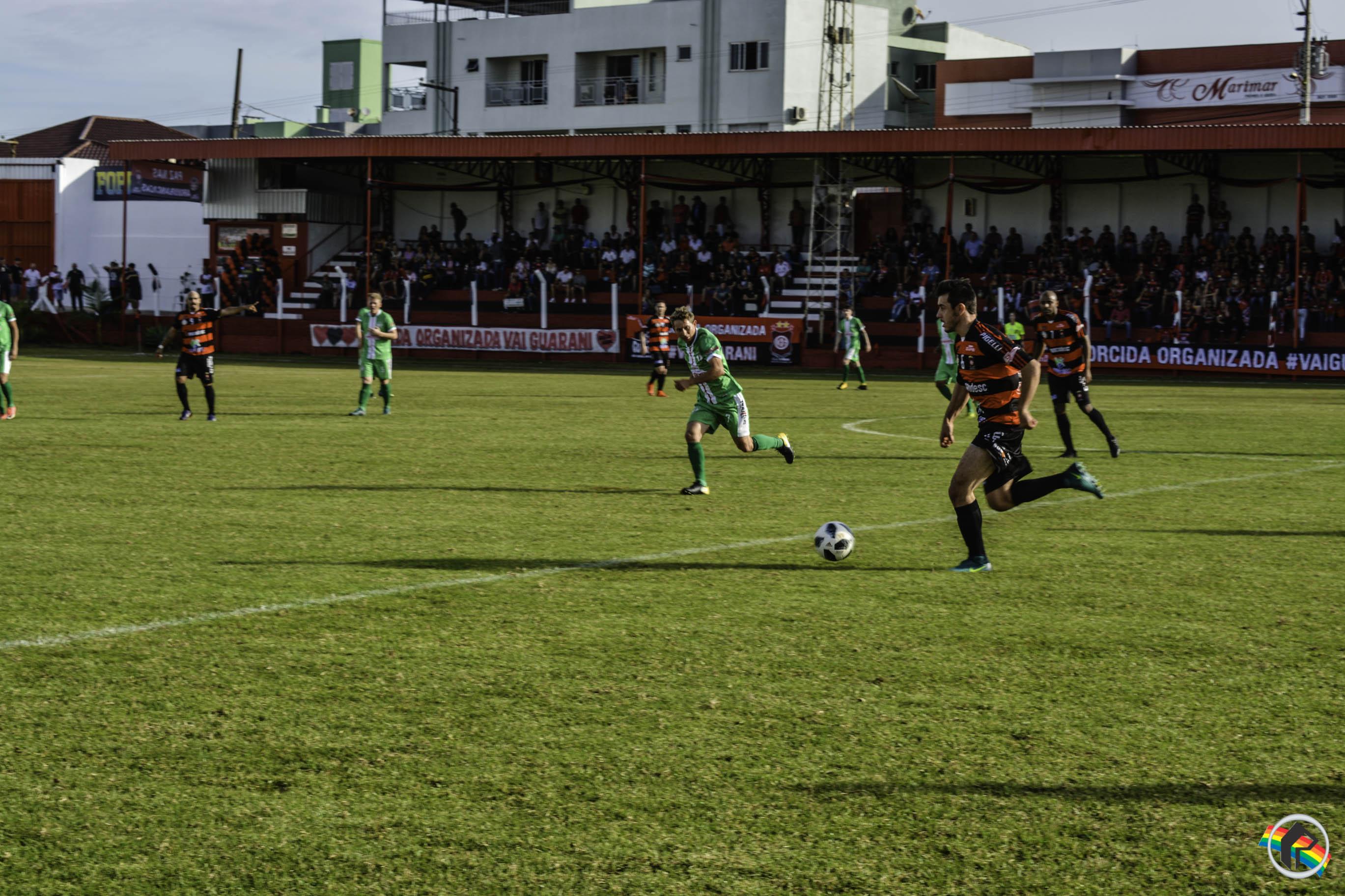 Grêmio Tunense e Guarani se enfrentam valendo liderança da Chave C