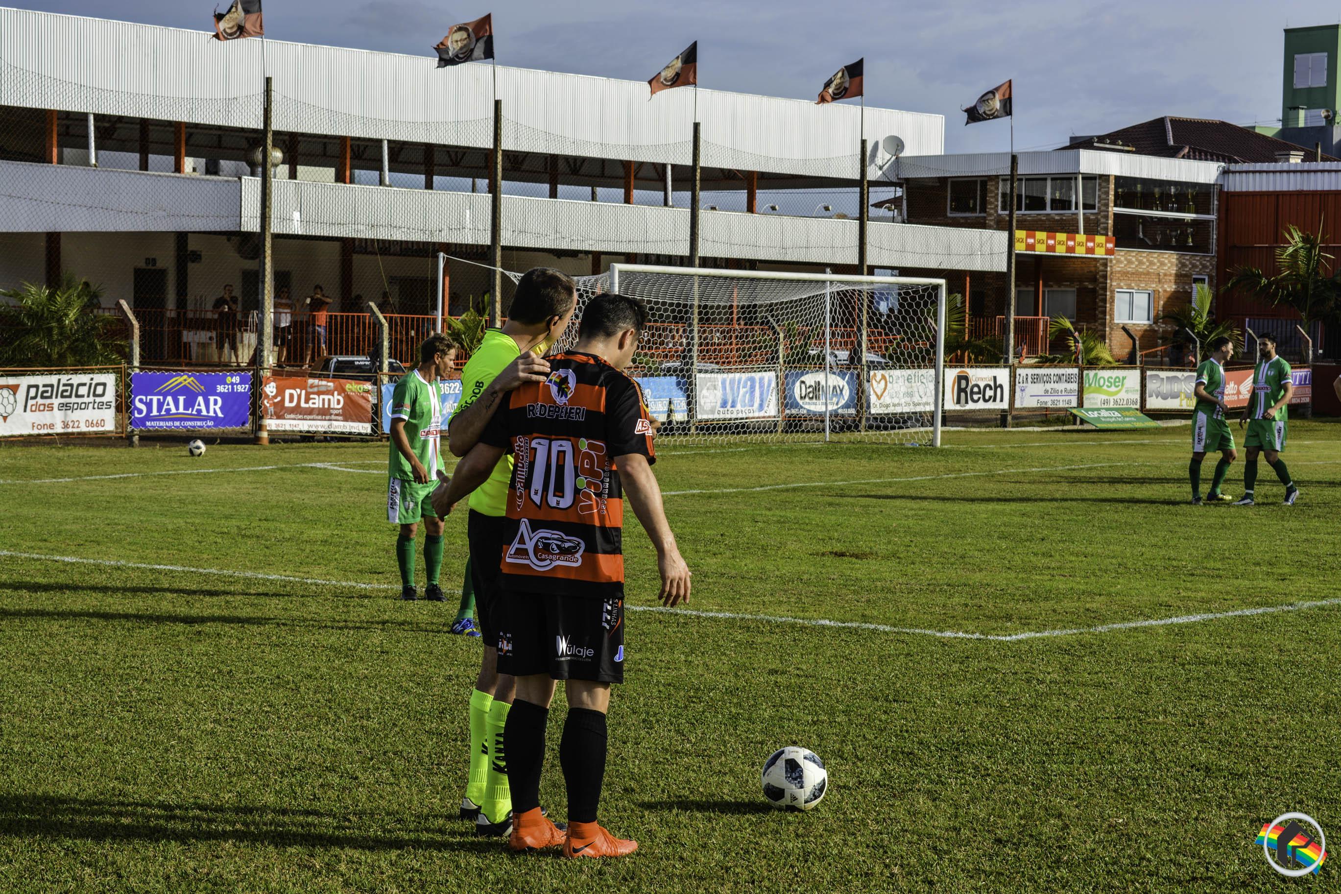 Peperi transmite Guarani e Maravilha pela quarta rodada do Estadual