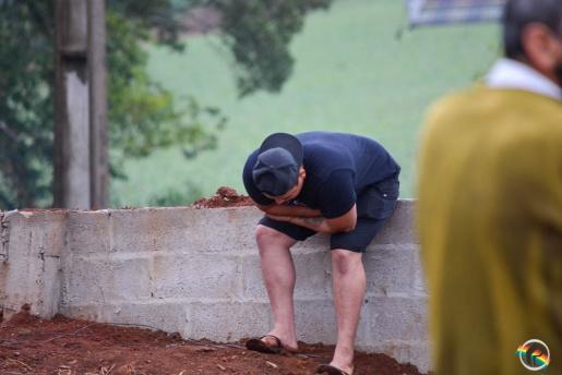 EXCLUSIVO: companheiro de jovem carbonizada em Descanso diz que é inocente e pede justiça