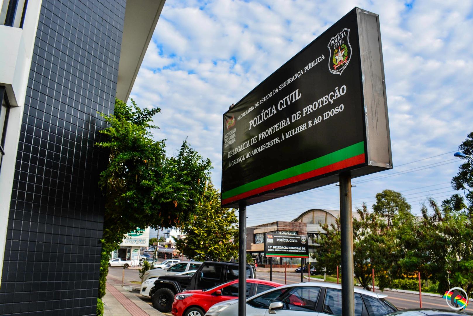 Polícia Civil apura caso de estupro de vulnerável em São Miguel do Oeste
