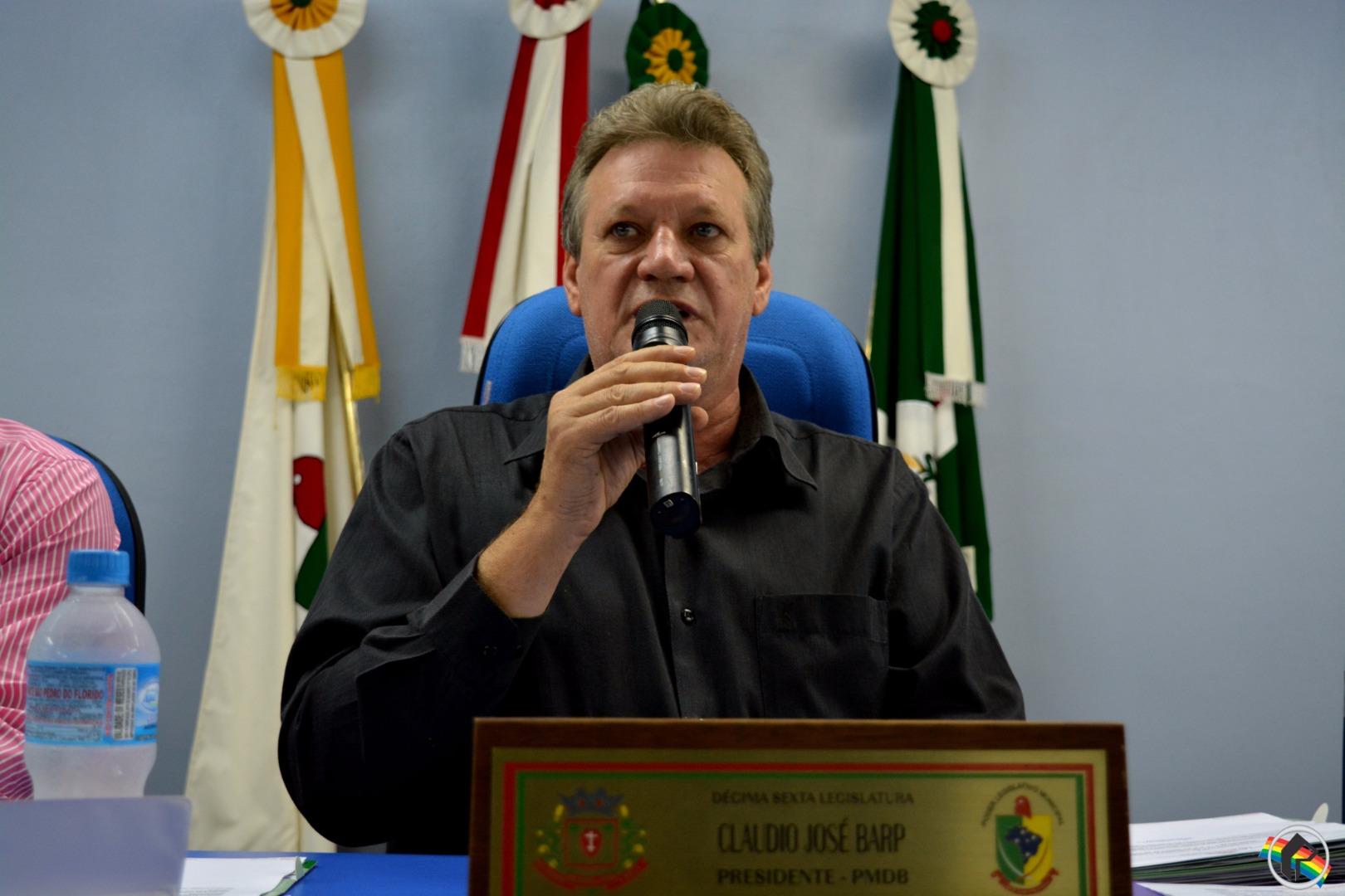 Vereador apresenta projeto de arborização para São Miguel do Oeste