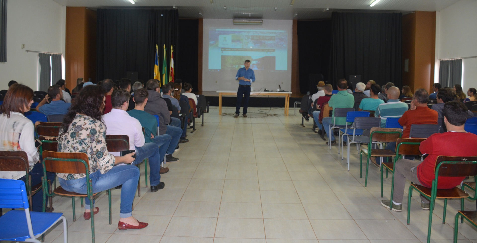 Sistema da Nota Fiscal Eletrônica é apresentado em treinamento