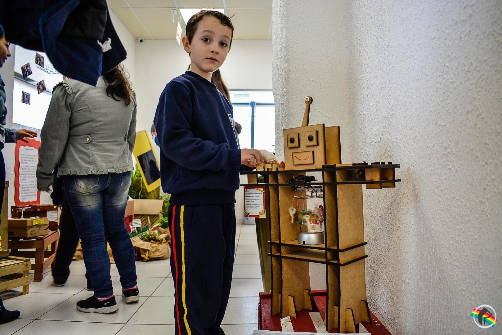 Escola do Sesc São Miguel do Oeste realiza amostra de trabalhos