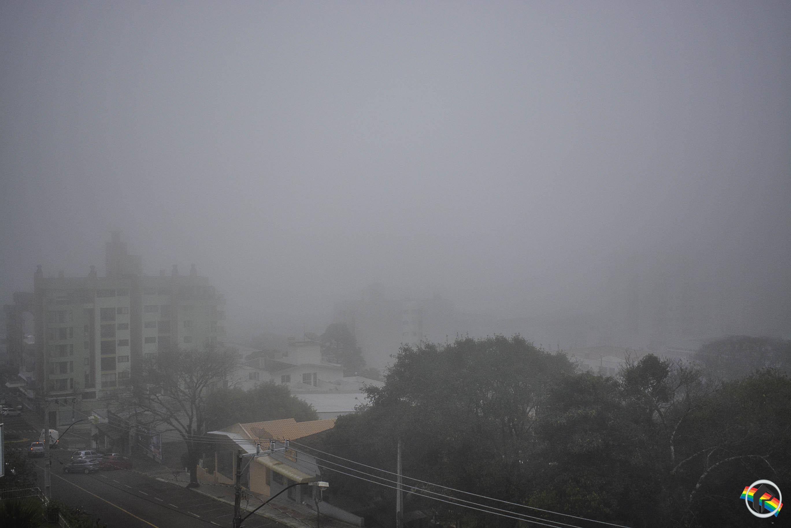 Domingo deve ser nublado e com nebulosidade em Santa Catarina