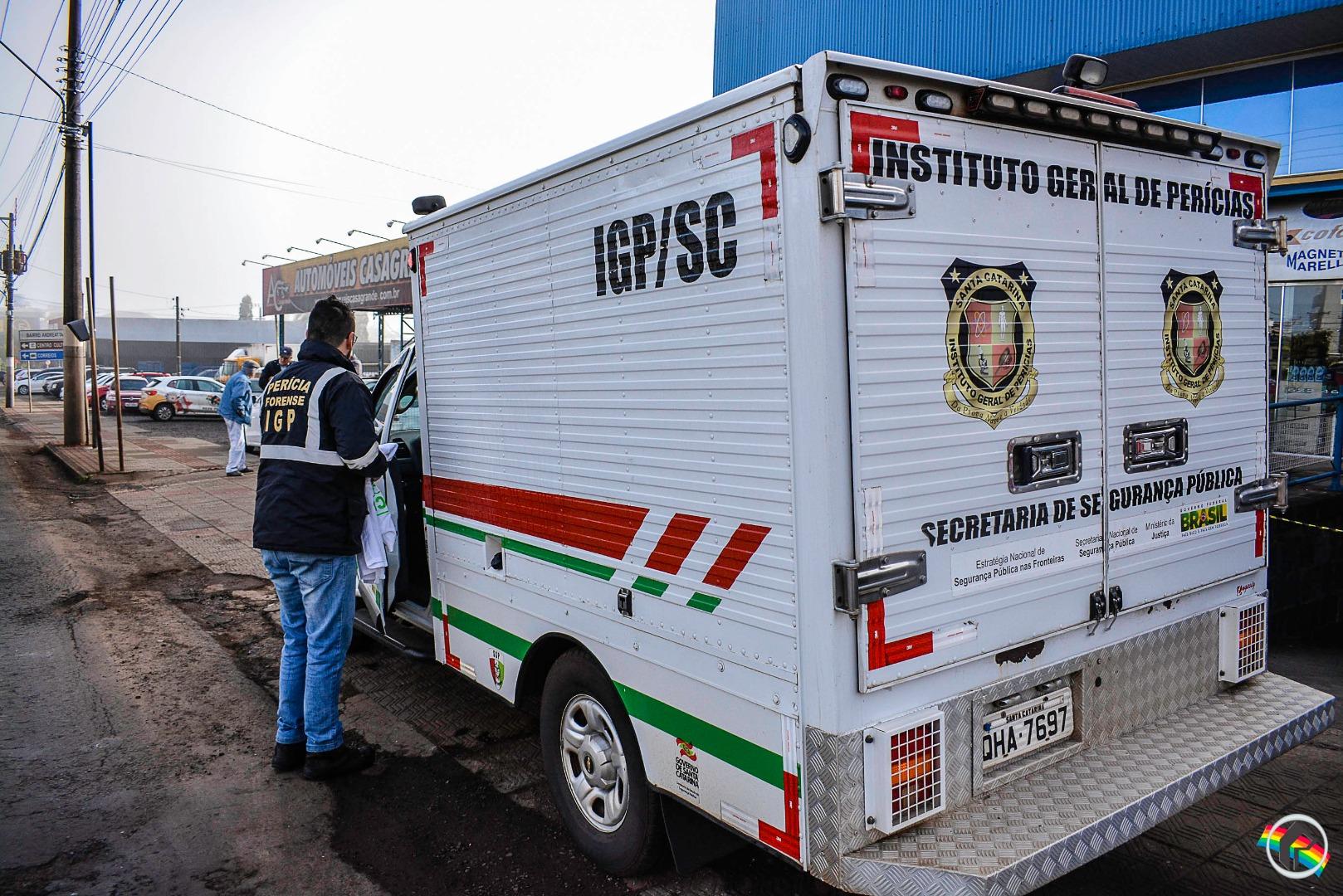 Homem é encontrado morto em São Miguel do Oeste