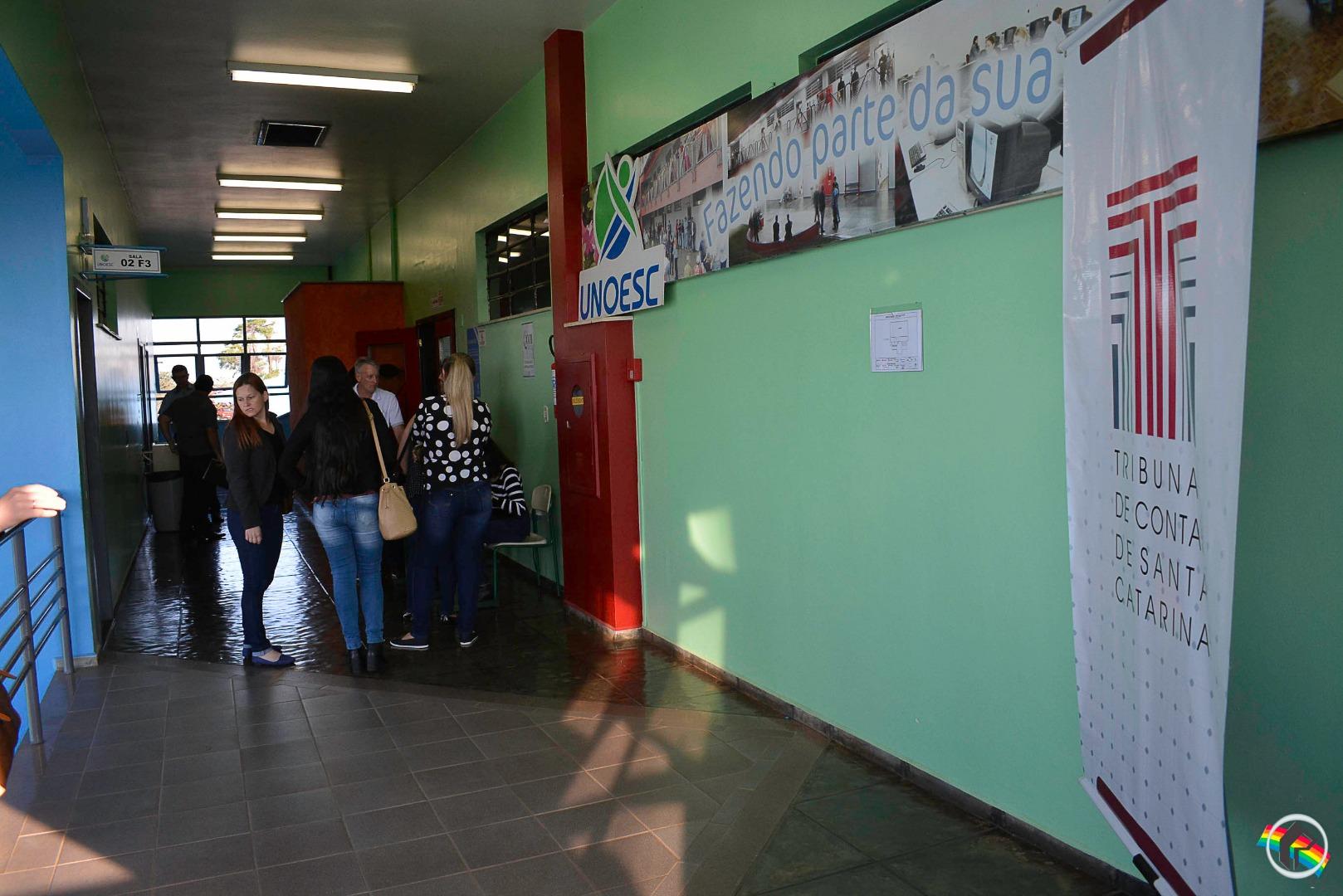 São Miguel do Oeste recebe XVIII Ciclo do TCE/SC