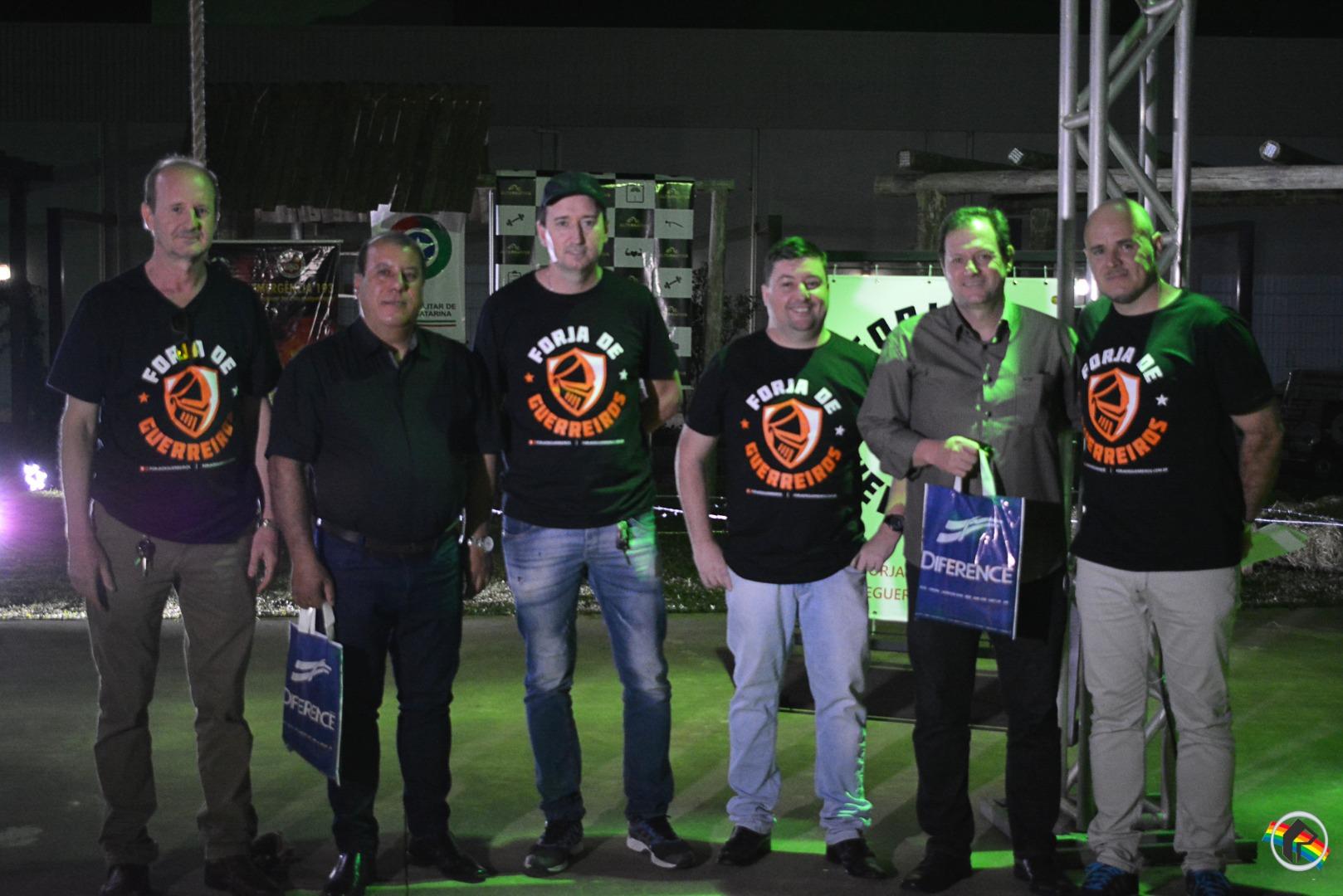 Forja de Guerreiros é lançado oficialmente em São Miguel do Oeste