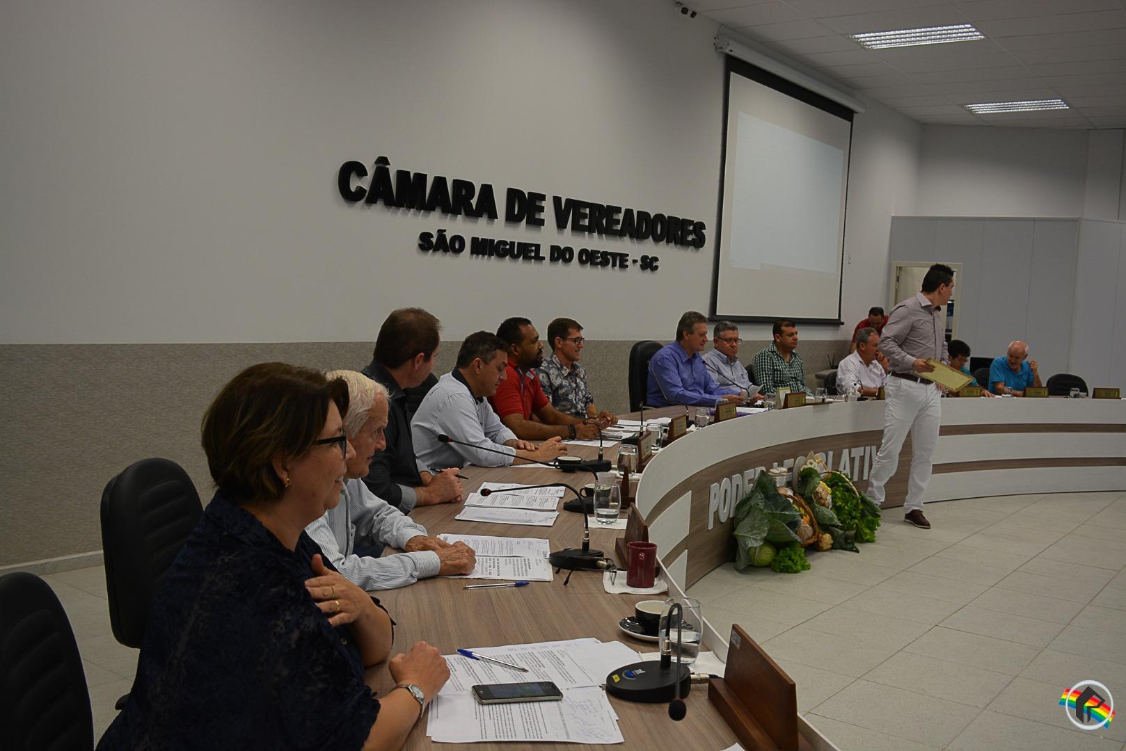 Câmara aprova projeto de suplementação orçamentária de R$ 4 milhões