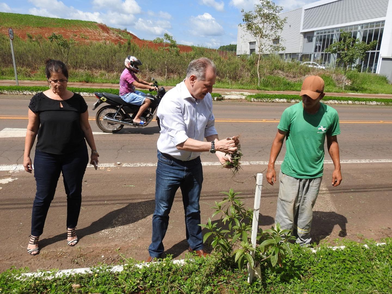 Ano novo começa com ritmo de trabalho acelerado no município