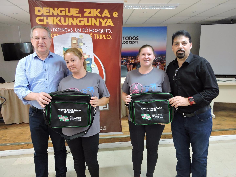 Agentes de saúde intensificarão ações de combate à Dengue