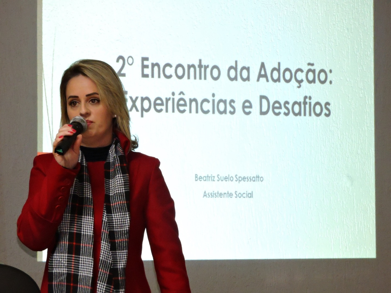 Encontro discute Desafios da Adoção em São Miguel do Oeste