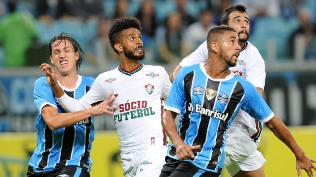 Vídeo: Grêmio sai atrás, mas vira e vence Fluminense na Arena