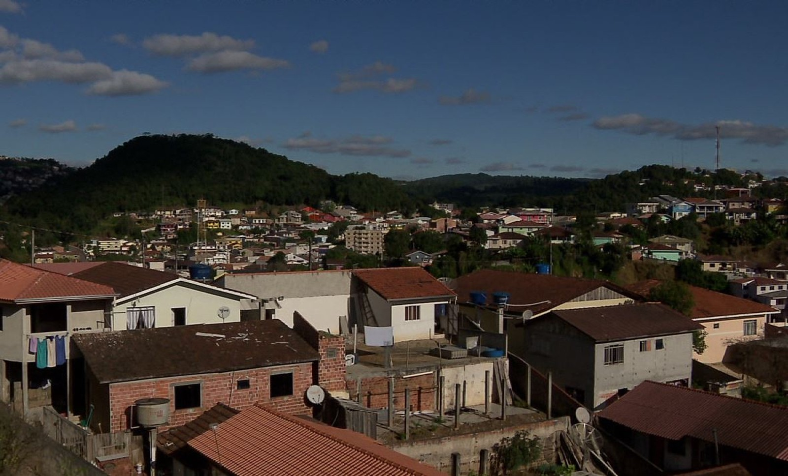 Moradores relatam tremores de terra no Paraná