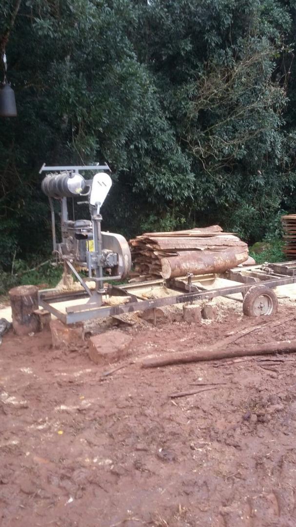 Polícia Militar realiza operação para combater contrabando de madeira da Argentina