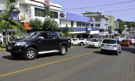 Morre idosa atropelada no Centro de São Miguel do Oeste