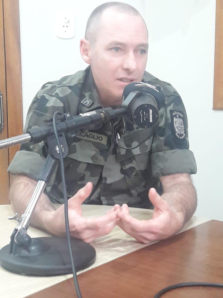Polícia Ambiental desenvolve programas para orientar e aproximar a instituição da comunidade