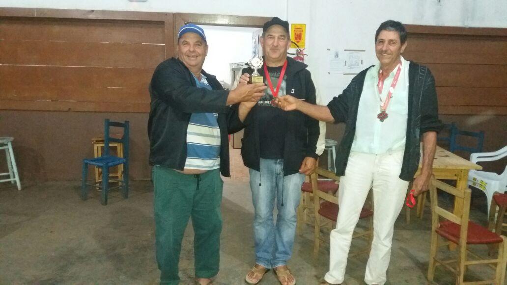 Encerrado campeonato de canastra em Campo Erê