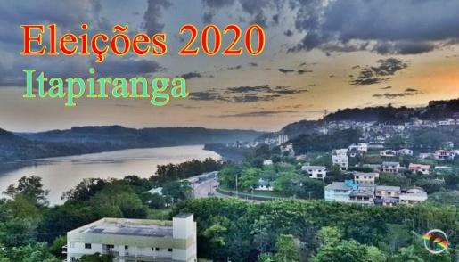 Partidos de Itapiranga iniciam nesta quarta-feira roteiro de convenções