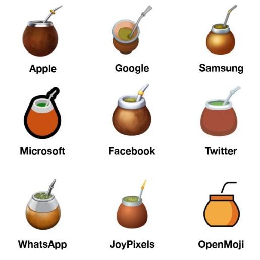 WhatsApp disponibiliza novo emoji de chimarrão