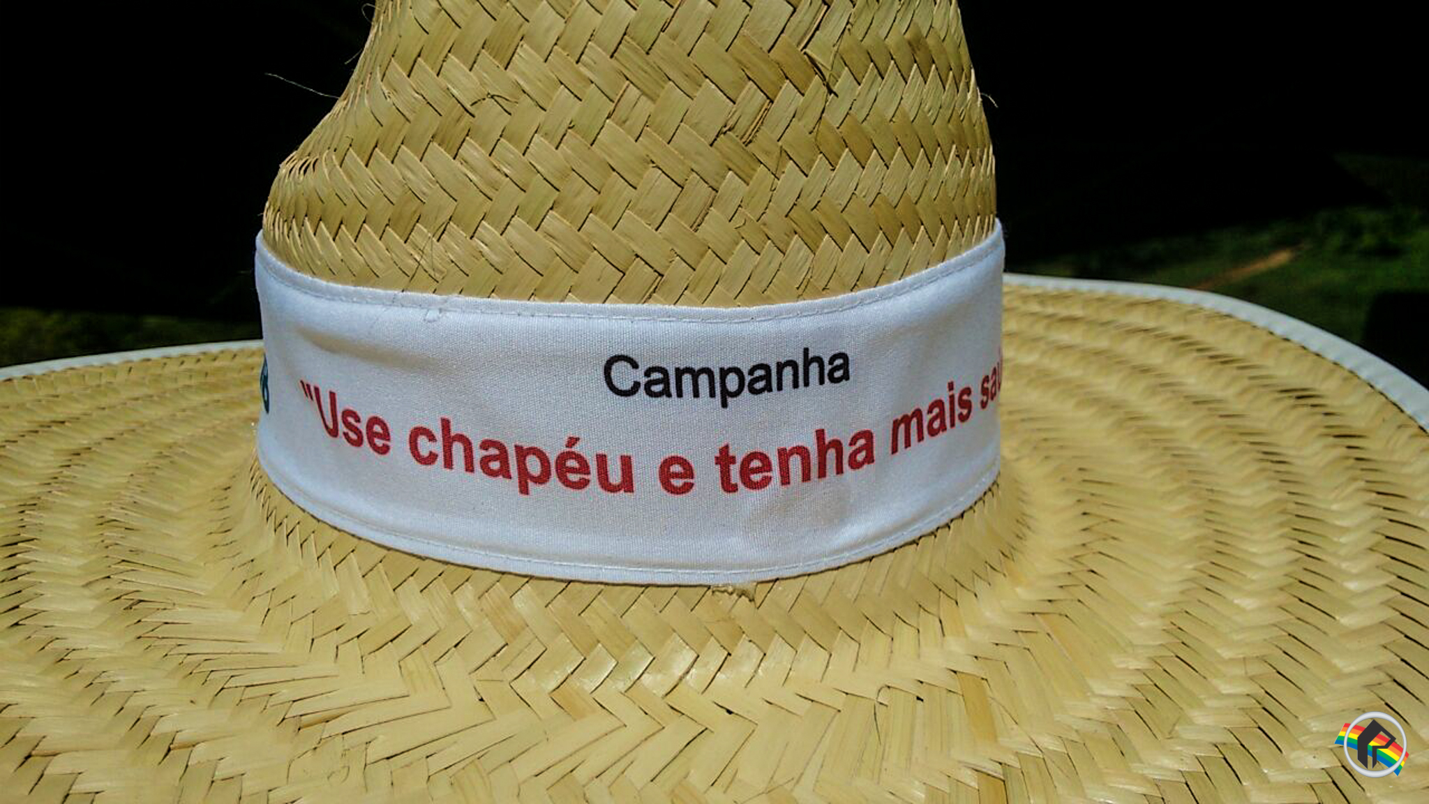 Lançada mais uma edição da Campanha Use Chapéu e Tenha Mais Saúde