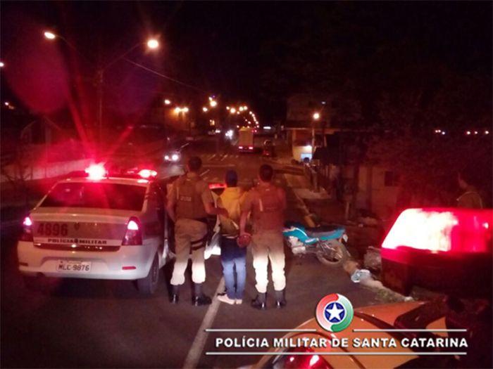 Operação conjunta das policias civil e militar resulta na recuperação de quatro veículos