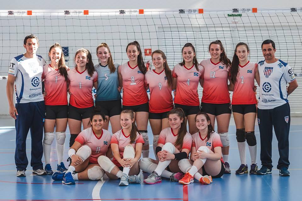 Equipes de Guaraciaba conquistam ouro e prata no maior campeonato de voleibol da América Latina