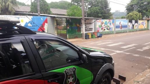 Operação contra o tráfico de drogas em escolas realiza mais de 60 prisões em SC
