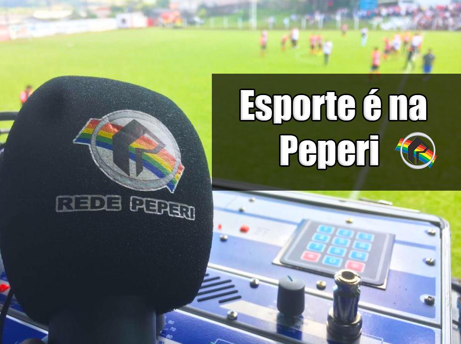 Peperi abre temporada de transmissões esportivas 2018