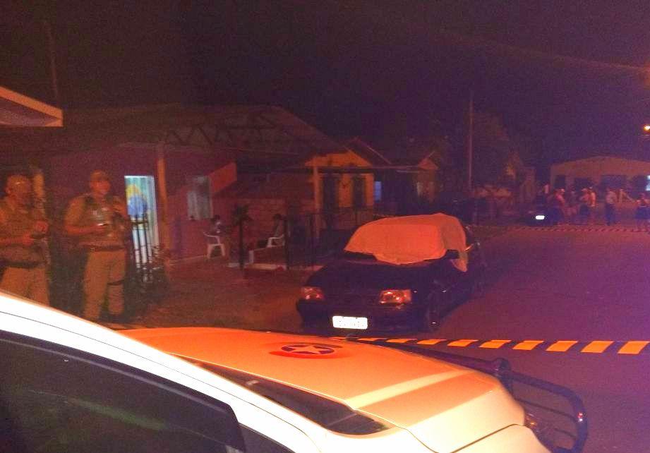 Acusado de vários crimes na região é executado a tiros em Dionísio Cerqueira
