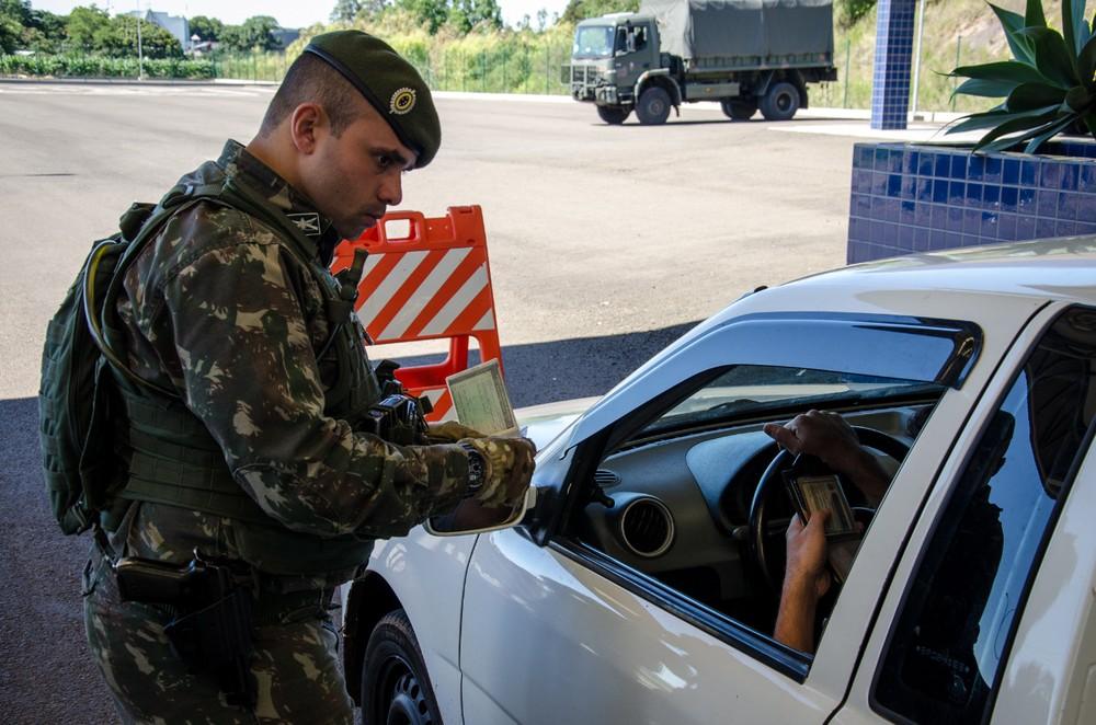 Exército realiza operação Ágata nos municípios da região