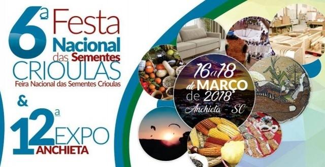 Expo Anchieta e Festa das Sementes Crioulas  iniciam nesta sexta-feira com programação variada