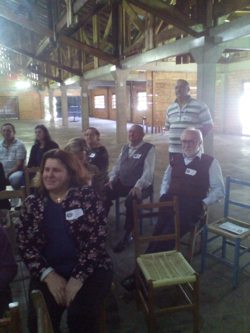 Liga de Leigos Luteranos do Brasil reúne membros da igreja