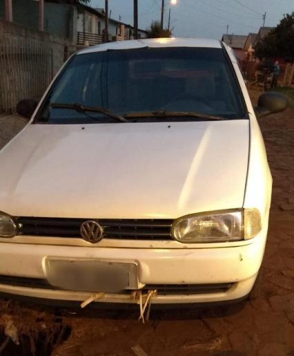 Polícia prende homem e recupera veículo em Campo Erê