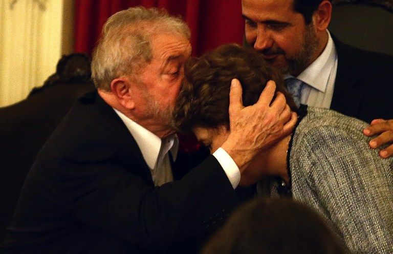Lula: Não vou morrer antes de voltar ao governo