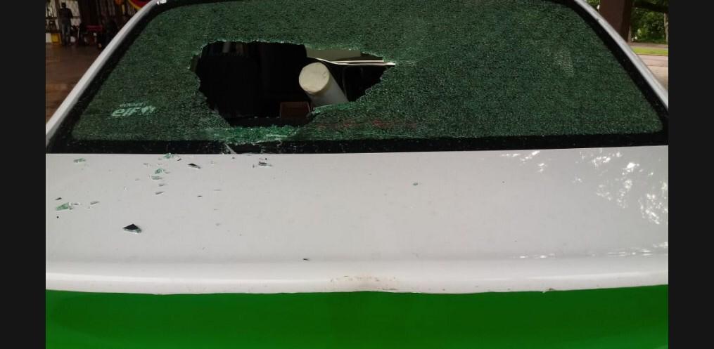 Polícia Civil de Itapiranga identifica autores de danos causados em veículo da prefeitura