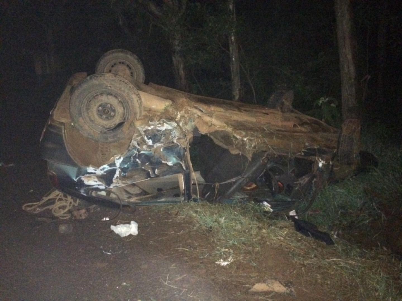 Homem fica ferido em acidente na SC 305