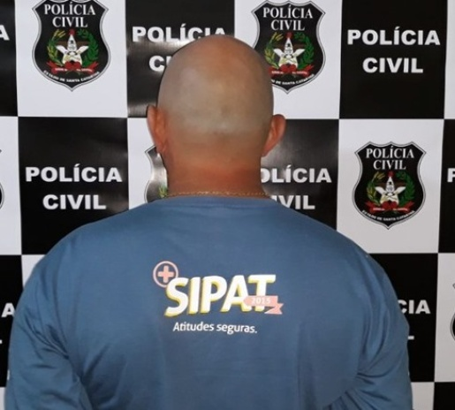 Condenado por crimes contra o patrimônio em municípios da região é preso pela Polícia Civil