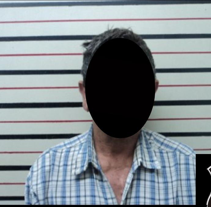Homem é preso após agredir a nora com soco no rosto