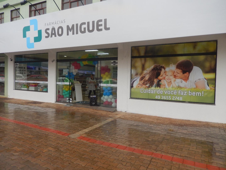 Farmácias São Miguel inaugura nova loja em Campo Erê