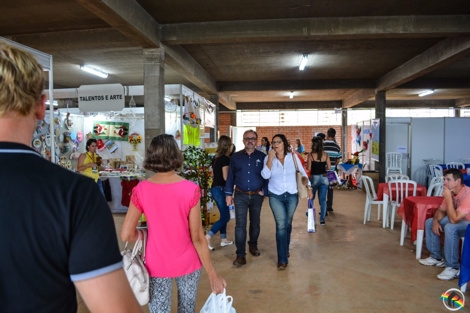 Agricultores familiares participam da Faismo 2017