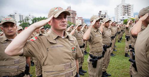 PM espera resposta do TCE para lançar concurso de soldados