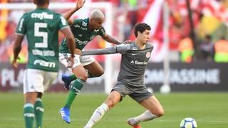 Inter empata com o Palmeiras e fica a três pontos do líder