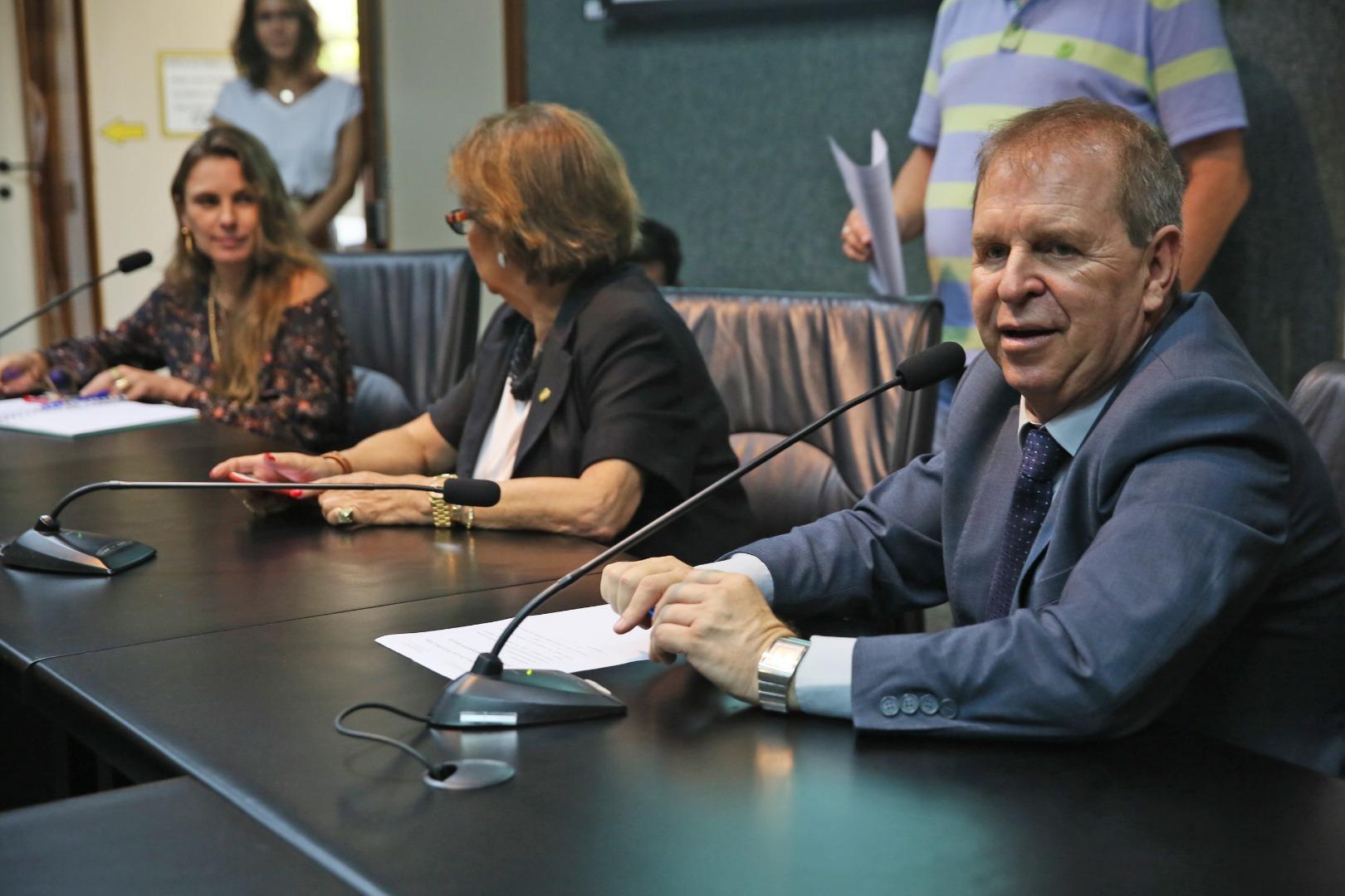 Eskudlark é eleito presidente da Comissão de Segurança Pública