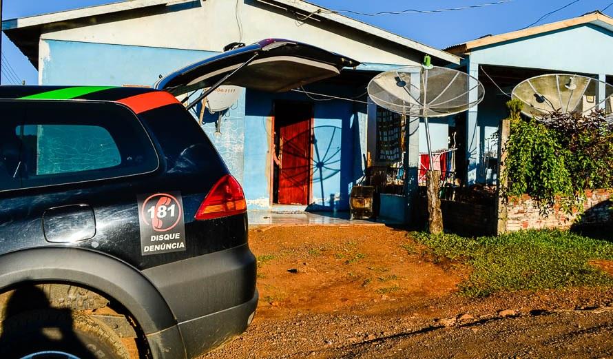 Polícia Civil desencadeia Operação Ostensiva contra o tráfico de drogas
