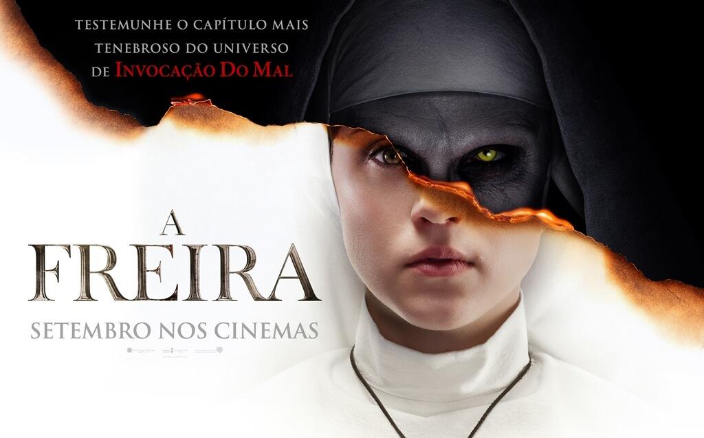 Filme A FREIRA estreia nesta quinta-feira no Cine Peperi