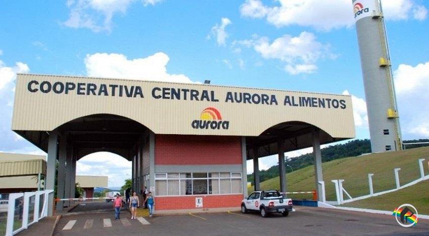 Aurora dará férias coletivas a mais de 2600 funcionários