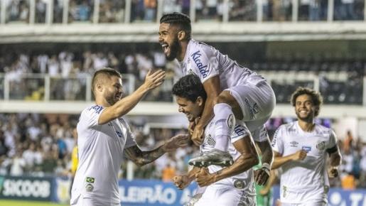 VÍDEO: Chape perde para o Santos pelo Campeonato Brasileiro Série A