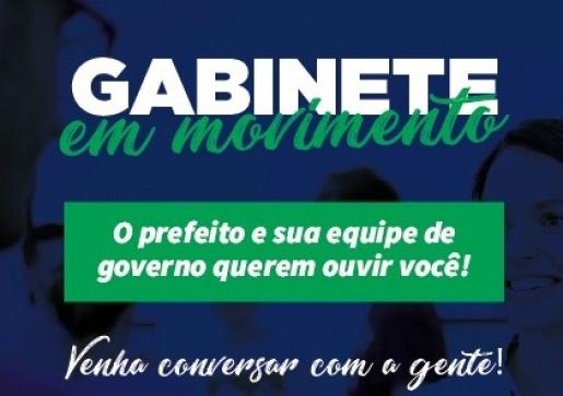 """""""Gabinete em Movimento"""" começa nesta quinta pelo bairro Andreatta"""